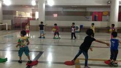 Mumbai for Kids:  Enjoy-a-Ball – A Sports Coaching