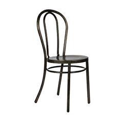 {Chairstudio} Steel Chair 메텔체어1,빈티지체어 Vintage Chair 카페체어 CAFE Chair - Chairstudio