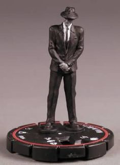 Man in Black #084 The Lab HorrorClix - HorrorClix: The Lab Singles - Horrorclix - Miniatures