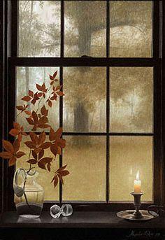 """""""Misty Autumn Morning"""""""