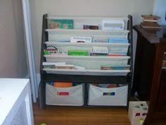 One Step Ahead Sling Bookshelf