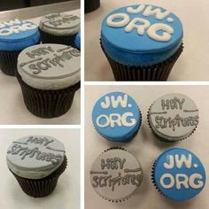 made these lovely cupcakes for the brothers and sisters who help out with public witnessing in downtown, Chicago, Illinois, USA. Submit your photos etc… Pioneer School Gifts, Pioneer Gifts, Jw Pioneer, Caleb Y Sofia, Caleb And Sophia, Spice Cupcakes, Baking Cupcakes, Cupcake Cakes, School Cake