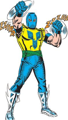 Gladiator - Marvel Comics - Daredevil enemy - Melvin Potter