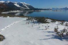 Agua dulce de Puerto Williams en Chile, la más pura del mundo