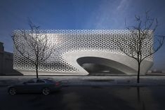 Image result for 80% open facade screen