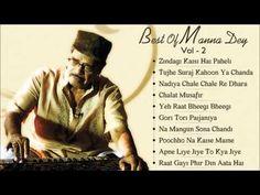Best Of Manna Dey Songs - Old Bollywood Songs - Audio Jukebox - Vol 2