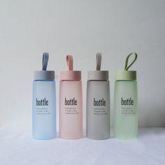 Drinking Water Bottle, Cute Water Bottles, Bpa Free Water Bottles, Infused Water Bottle, Plastic Bottles, Drink Bottles, Plastic Plastic, Best Plastic Water Bottle, Plastic Waste