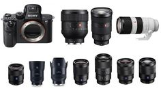 Best Lenses for Sony A7RII Camera Times