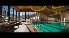 Wellness Hotel Tirol, Wellness Spa, Design Hotel, Modern, Youtube, The Originals, World, Outdoor Decor, Beauty