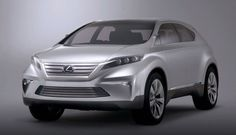 Maybe the look of the new Lexus NX