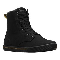 Doc Martens - What are they and how do you wear them? Dr. Martens, Doc Martens Boots, Lace Up Boots, Black Boots, Black Canvas Shoes, Shoe Company, Designer Boots, Toddler Shoes, Buy Shoes