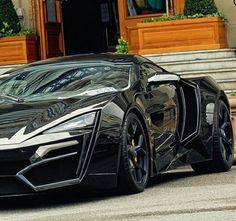 W Motors Lykan Hypersport $3.4 Million.  Limited to seven cars worldwide, Germany