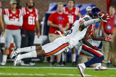 Auburn Defensive Back Josh Holsey Drafted by the Washington Redskins in Round 7
