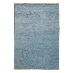 """Vibrance Collection Oriental Rug, 4' x 5'10"""""""