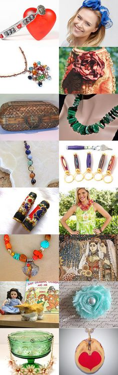 Let's stay BoHo today.... by Marianne on Etsy--Pinned with TreasuryPin.com
