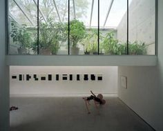 The Hedge House by Wiel Arets Architects