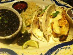 Fish Tacos at Jimmy Buffett's Margaritaville in Atlantic City NJ