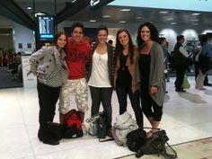 Kieron, Lucy, Lynda, Miranda & Jess. Fan Trip 2 - Kuala Lumpur, Malaysia