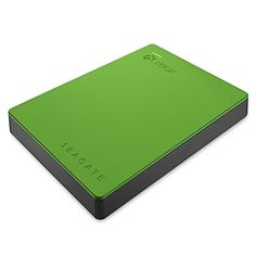 Avoid the dreaded full hard drive with the Seagate Portable Hard Drive for XBOX. Grab exponentially more capacity in one smart step with the only external XBox hard drive made for just that. Console Storage, Portable External Hard Drive, Gaming Accessories, Gadgets And Gizmos, Video Game Console, Xbox One, Storage Spaces, Tecnologia