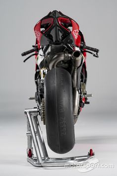 Ducati Panigale R SBK 2016 at Presentation Team Aruba.it - Ducati ...
