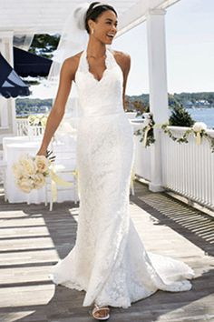 Simple Wedding Dress for The Beach  Wedding Nuance.... can I make this short and a little poofy?