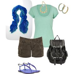 """""""to the park"""" by csallsazar on Polyvore"""