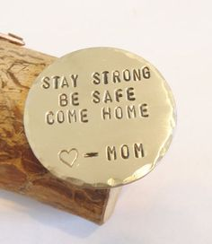 Special Wallet Insert LDS Mormon Missionary Trip Mother to Son Mom Daughter Jewelry Guardian Angel Military Deployment Be Safe Return Home Deployment Party, Military Deployment, Military Mom, Military Gifts, Army Gifts, Going Away Parties, Going Away Gifts, Party Girl Quotes, Military Party