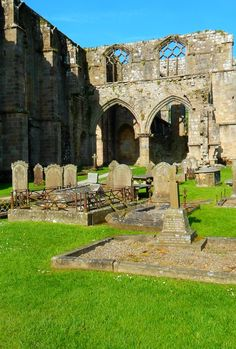 Bolton Abbey, North Yorkshire, England, UK