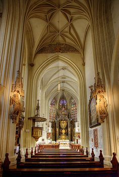 Maria am Gestade, Catholic Church, Vienna, Austria