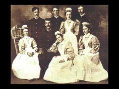 Graduation Class of Nurses at Utica State Insane Asylum, 1899, courtesy Minnesota Governor's Council on Developmental Disabilities