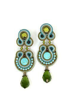 earrings : Portofino