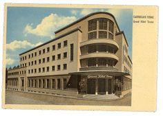 Grand-Hotel-Castrocaro - Vecchia Crtolina #castrocaroterme #castrocarocolorseppia @termecastrocaro