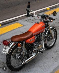 Cafe Racers, Cafe Racer Honda, Cafe Racer Bikes, Cafe Racer Motorcycle, Moto Bike, Yamaha Bikes, Honda Motorcycles, Scooters, Cg 125 Cafe Racer