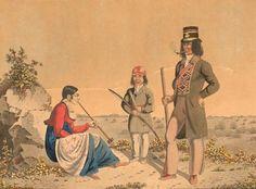 Cree/Metis family, mid 19th century?