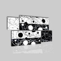 cuadros abstractos minimalistas de moda