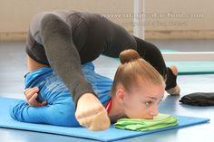 Maria Titova from Thiais2014 Training
