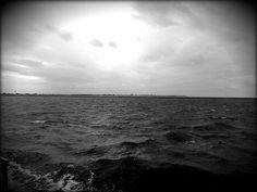 Vor Cuxhaven.