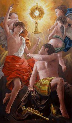 el blog del padre eduardo: Poesía al Corpus Christi