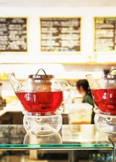 Headaches? Fogginess? Unshakable stress? The Alchemist's Kitchen in NYC has something for that.