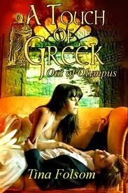 **** out of 5 (really liked it): ARCHIVE REVIEW - A Touch of Greek (Out of Olympus #1) by Tina Folsom  (January)