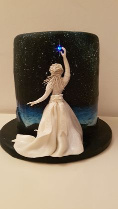 Reach The Star I apologize to all of you because of technical problems with the posting this cake. It was already posted a few days ago,...