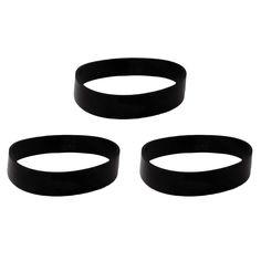 3 Oreck XL Upright Vacuum Belts | Part #030-0604 & XL010-0604