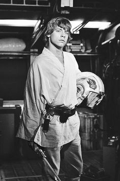 Luke Skywalker 😍😍