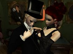 """First Impressions"" Captured Inside IMVU - Join the Fun!"