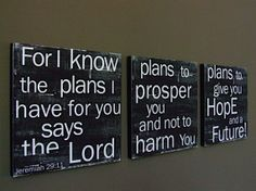 lovely signs to make... would love in an entry way or office or shoot anywhere in the house