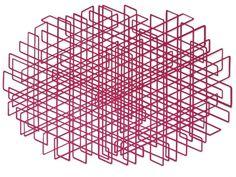 Alberto Cea reflexiona sobre los límites tradicionales de la pintura y sus soportes  http://lemonycoco.es/alberto-cea/