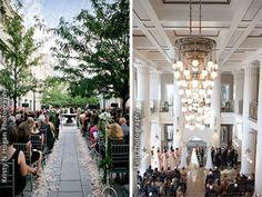 Schermerhorn Symphony Center Nashville Weddings Middle Tennessee Wedding Venues 37201
