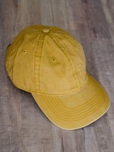 c35ca4b3506 J s Baseball Cap Mustard - Shellsea