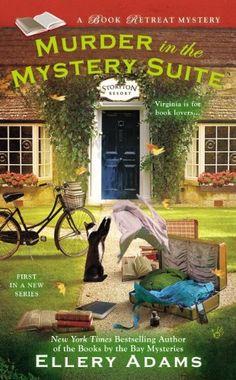 Murder in the Mystery Suite (A Book Retreat Mystery) by Ellery Adams, http://www.amazon.com/dp/B00I3N5QT6/ref=cm_sw_r_pi_dp_VEEYtb0TBZZBD