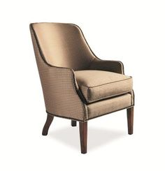 Century Signature Vale Chair - 11-759 Dimensions: Outside: W: 28 in X D: 33 in X H: 39 in  Inside: W: 22.50 in X D: 22 in X H: 18 in  Seat: ...